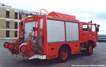 <h2>Fourgon-pompe tonne - Bouches-du-Rhône (13)</h2>