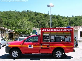 <h2>Véhicule de secours routier - Quillan - Aude (11)</h2>