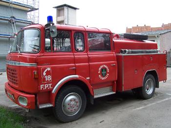 <h2>Fourgon-pompe tonne - Riedseltz - Bas-Rhin (67)</h2>
