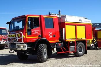 Camion-citerne rural, Sapeurs-pompiers, Yonne