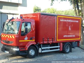 <h2>Camion d'accompagnement / Appuis grands feux -  ()</h2>