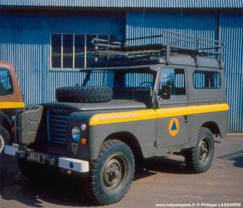 Véhicule de liaison, Formations militaires de la Sécurité civile, Eure-et-Loir (28)