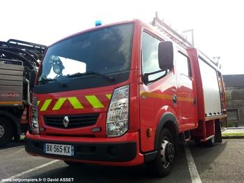 <h2>Véhicule de première intervention - Hersin-Coupigny - Pas-de-Calais (62)</h2>