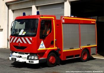<h2>Véhicule de secours routier - Civray - Vienne (86)</h2>
