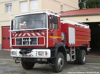 <h2>Camion-citerne pour feux de forêts - Château-Salins - Moselle (57)</h2>