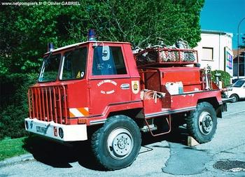 <h2>Camion-citerne pour feux de forêts - Beauzac - Haute-Loire (43)</h2>