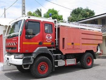 <h2>Camion-citerne pour feux de forêts - Dzaoudzi - Mayotte (976)</h2>