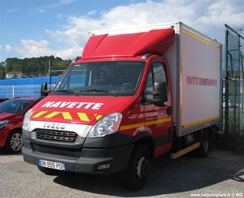 Véhicule de transport, Sapeurs-pompiers, Var (83)
