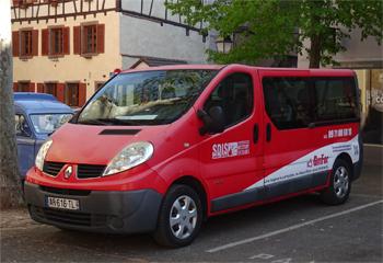 <h2>Véhicule de transport de personnel - Haut-Rhin (68)</h2>