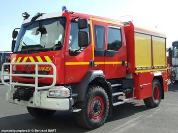 Camion-citerne rural, Sapeurs-pompiers, Nord (59)