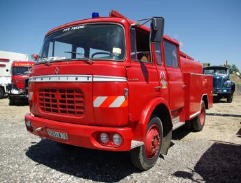 <h2>Fourgon-pompe tonne - Fresnes-Saint-Mames - Haute-Saône (70)</h2>