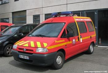 <h2>Véhicule de soutien sanitaire - Haute-Garonne (31)</h2>