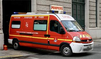 Véhicule de secours et d'assistance aux victimes, Sapeurs-pompiers de Paris, Paris (75)