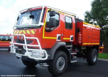 <h2>Camion-citerne pour feux de forêts - Cherbourg - Manche (50)</h2>