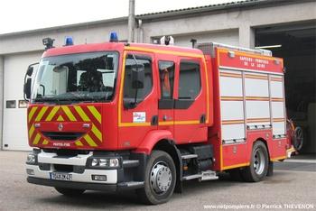 <h2>Fourgon-pompe tonne secours routier - Feurs - Loire (42)</h2>