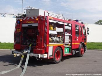 <h2>Fourgon-pompe tonne - Savigny-le-Temple - Seine-et-Marne (77)</h2>