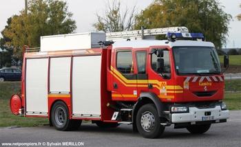 <h2>Fourgon-pompe tonne secours routier - Le Boulou - Pyrénées-Orientales (66)</h2>
