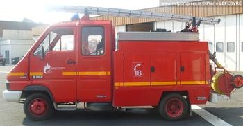 Véhicule de première intervention, Sapeurs-pompiers, Loir-et-Cher (41)