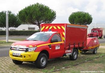 Dévidoir automobile léger, Sapeurs-pompiers, Gironde (33)
