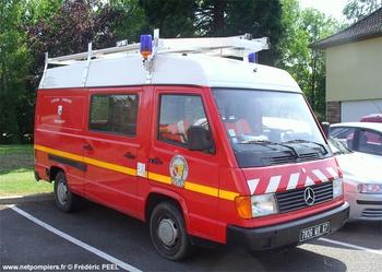 <h2>Véhicule pour interventions diverses - Oberbronn - Bas-Rhin (67)</h2>