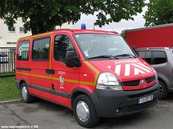Véhicule de transport de personnel/Véhicule auto-école, Sapeurs-pompiers, Yvelines (78)