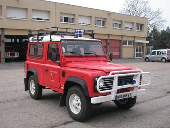 <h2>Véhicule de liaison - Metz - Moselle (57)</h2>