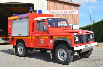 Véhicule de secours routier, Sapeurs-pompiers, Eure