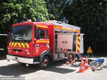 <h2>Véhicule de secours routier - Yvelines (78)</h2>