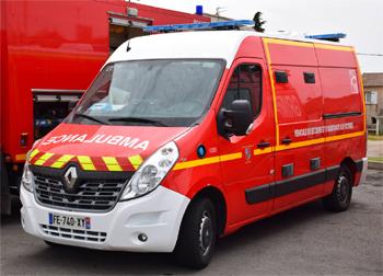 Véhicule de secours et d'assistance aux victimes, Sapeurs-pompiers, Gard