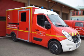 Véhicule de secours et d'assistance aux victimes, Sapeurs-pompiers, Yonne (89)