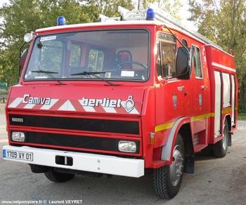 <h2>Fourgon-pompe tonne - Sault-Brénaz - Ain (01)</h2>