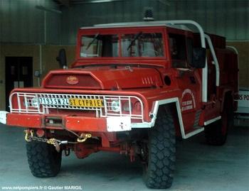 <h2>Camion-citerne pour feux de forêts - Saint-Cyprien - Dordogne (24)</h2>