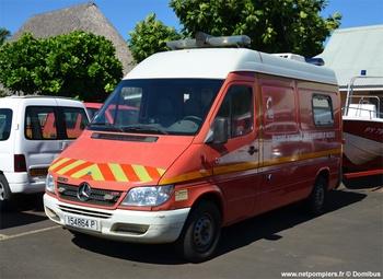 Véhicule de secours et d'assistance aux victimes, Sapeurs-pompiers, Polynésie-Française (987)