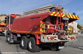 Camion-citerne de grande capacité, Sapeurs-pompiers, Vaucluse (84)
