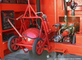 <h2>Véhicule de sécurité incendie -  ()</h2>
