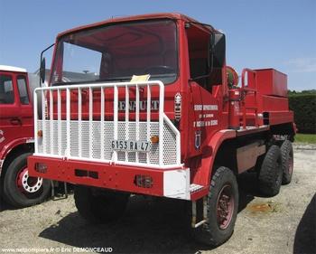 <h2>Camion-citerne pour feux de forêts - Granges-sur-Lot - Lot-et-Garonne (47)</h2>