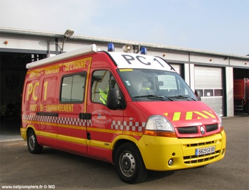 <h2>Véhicule poste de commandement - Villeneuve-sur-Yonne - Yonne (89)</h2>