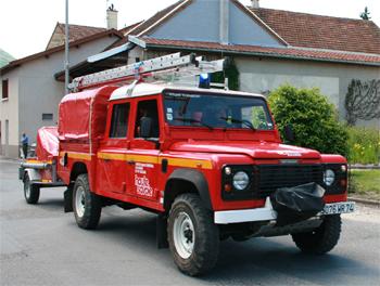 <h2>Véhicule pour interventions diverses - Clermont-Desingy - Savoie (73)</h2>