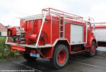 <h2>Camion-citerne pour feux de forêts - Aube (10)</h2>