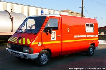 <h2>Véhicule de secours et d'assistance aux victimes - Dun-sur-Meuse - Meuse (55)</h2>