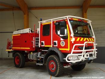 <h2>Camion-citerne pour feux de forêts - Crécy-en-Ponthieu - Somme (80)</h2>