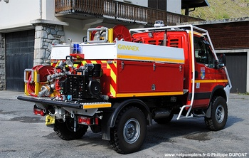 <h2>Camion-citerne pour feux de forêts léger - Aragnouet - Hautes-Pyrénées (65)</h2>