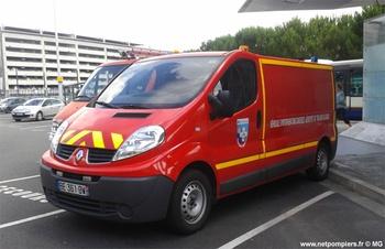 Véhicule pour interventions diverses, Service de sauvetage et de lutte contre l'incendie des aéronefs, Haute-Garonne (31)