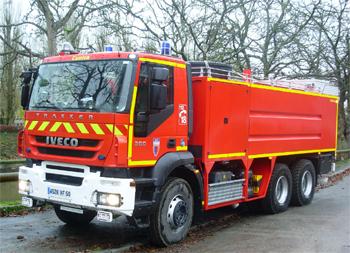 <h2>Camion-citerne de grande capacité - Torigni-sur-Vire - Manche (50)</h2>