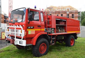 Camion-citerne rural, Sapeurs-pompiers, Oise (60)