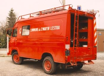 Véhicule pour interventions diverses, Sapeurs-pompiers, Loire (42)