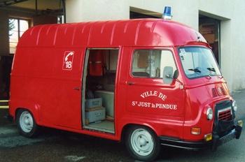<h2>Véhicule de secours routier - Saint-Just-la-Pendue - Loire (42)</h2>