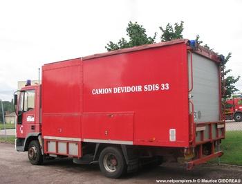 <h2>Dévidoir automobile - Madère - Gironde (33)</h2>