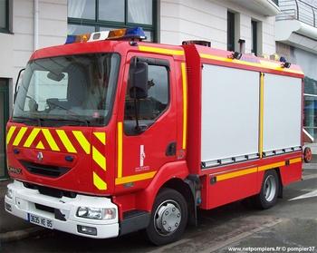 Véhicule de secours routier, Sapeurs-pompiers, Vendée (85)