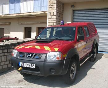 Véhicule pour interventions diverses, Sapeurs-pompiers, Var
